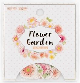 DA5417 Flower garden(orange)