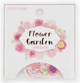 DA5418 Flower garden(pink)