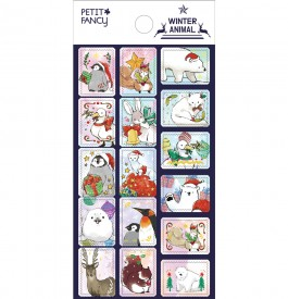 DA5422 WINTER ANIMAL