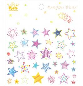 DA5323 [big] crayon Star