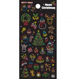 DA5547 Neon Christmas